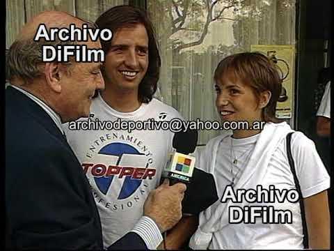 Reportaje a Luis Lobo y Horacio De La Peña - DiFilm 1995