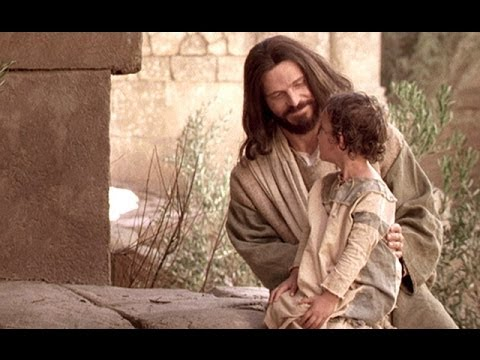 Jesus Teaches that We Must Become as Little Children - YouTube