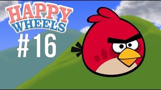 Happy Wheels - Part 16 Angry Birds