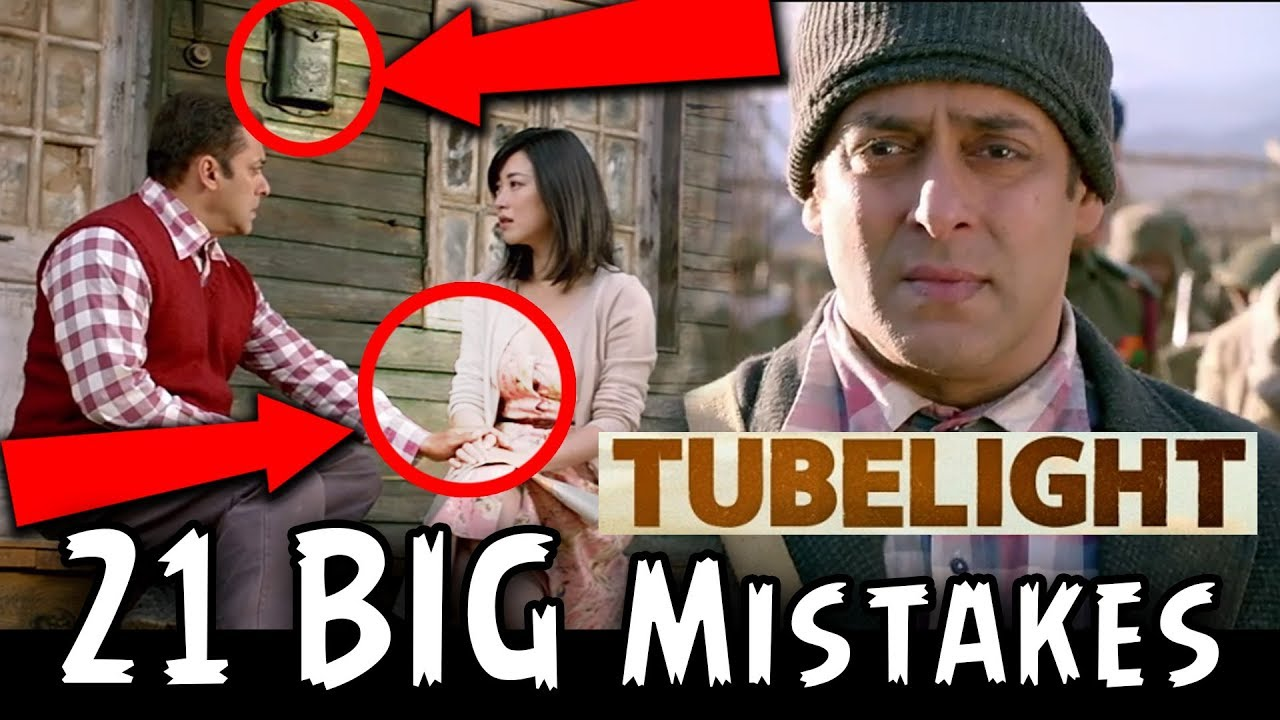 31 Mistakes In Tiger Zinda Hai: 21 BIG MISTAKES