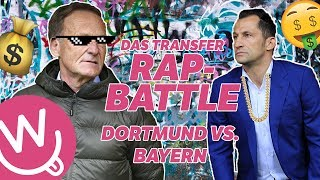 Das Transfer RAP-BATTLE - Dortmund vs. Bayern