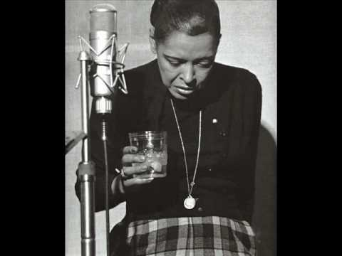 "Billie Holiday ""One for my Baby (and one more for the road)"""