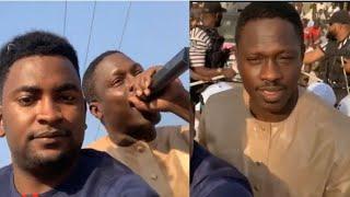 Sarki Ali Nuhu da kansa ya fita rallyn apc kalli yadda yake ihun Nigeria sai Buhari a bayan mota