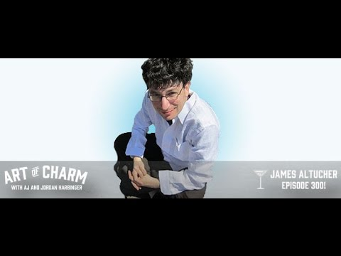 James Altucher | 50 Alternatives To College & How to Choose Yourself - The Art of Charm Podcast #300