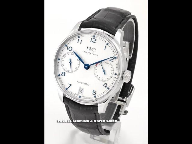 IWC Portugieser Ref. IW5001-05 (7570)