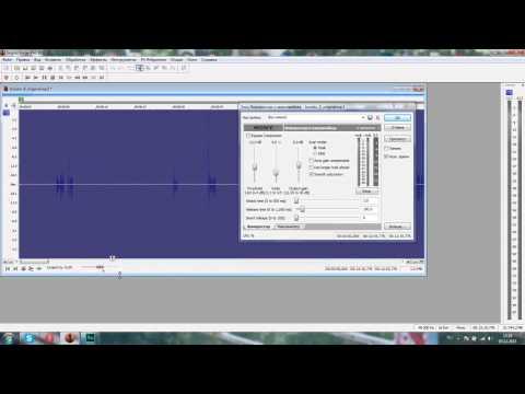 Обработка звука. Очистка шумов и обработка голоса для Даббера