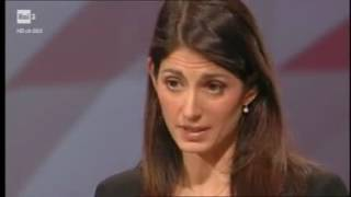 Virginia Raggi a #cartabianca (INTEGRALE) 20/6/2017