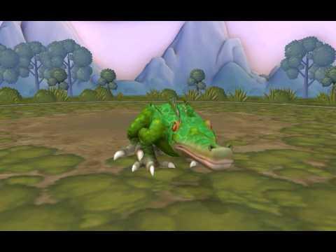 Spore Deinosuchus