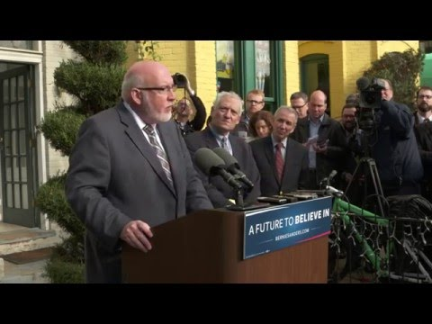 DNC Database Press Conference | Jeff Weaver