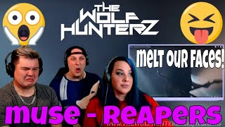 Muse - Reapers [Live from Cologne] THE WOLF HUNTERZ Jon Travis and Suzi Reaction