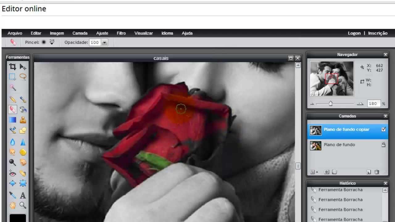 editor foto gratis online