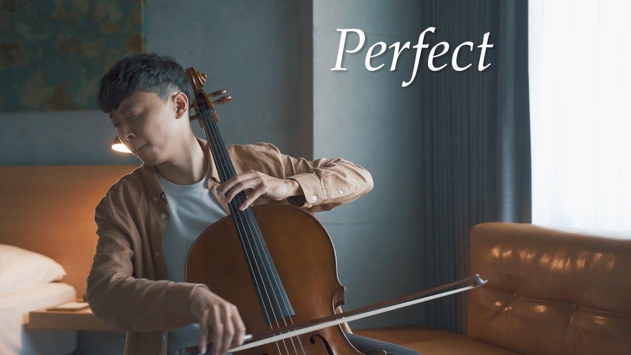 Ed Sheeran - Perfect cello cover 大提琴版本 『cover by YoYo Cello』【歐美流行歌系列】