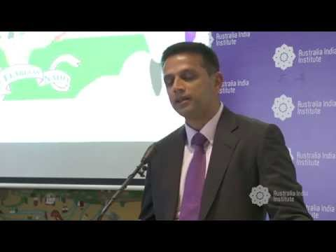 Rahul Dravid: Fearless Nadia Launch w/ Sharda Ugra