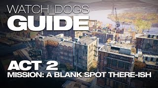 Watch_Dogs ACT 2 - power up the generators / the bunker