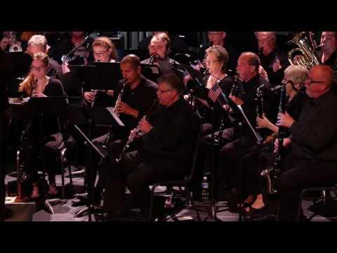 An American Tribute - (by arr. John Edmondson) - McKinney Community Band - July 2, 2017