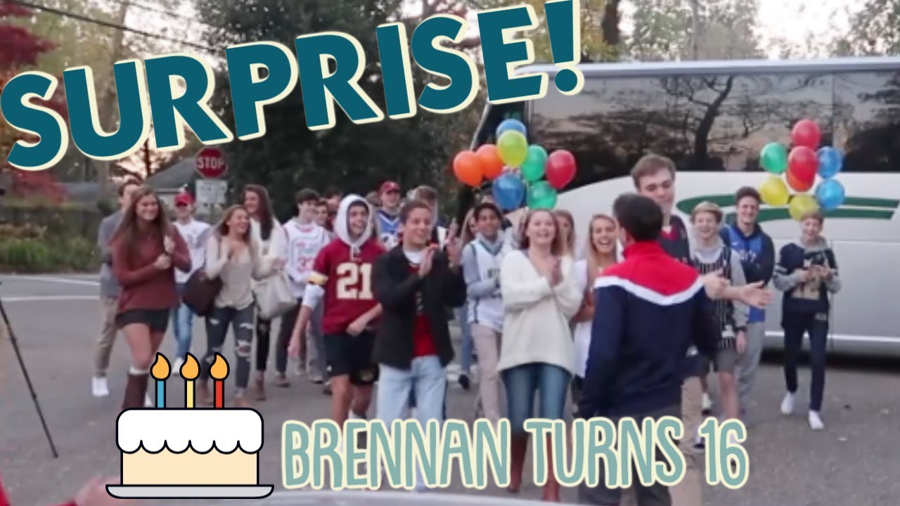 it-s-brennan-s-surprise-16th-birthday-party