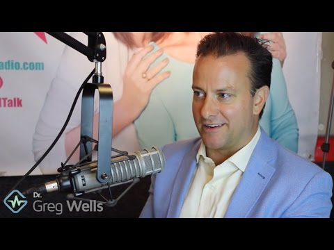 Dr. Greg Wells talks The Ripple Effect: Sleep Better, Eat Better, Move Better, Think Better