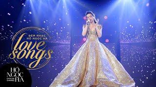 Người Tình Ơi - Hồ Ngọc Hà | Đêm Nhạc Love Songs (Official)