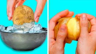 32 TRENDY KITCHEN HACKS FROM FANCY CHEFS    Cooking Tricks by 5-Minute Recipes!