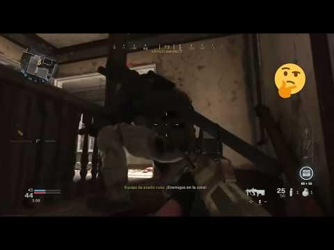 Call Of Duty Modern Warfare/ Mis Primeros Pasos En Este Juegazo