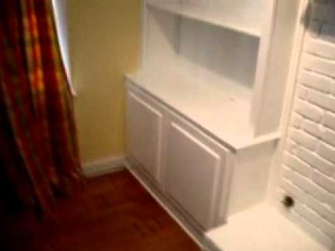 The Tallahassee Handyman - Fireplace Bookshelves and Molding - YouTube