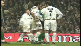 Goles (23) Ronaldo Nazario Real Madrid temporada 2002-2003 Campeón de La liga