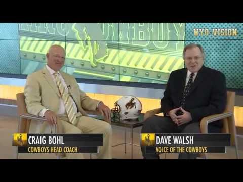 Inside Wyoming Football (2016 Season - Episode 1)