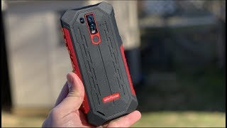 Ulefone Armor 6 la evolución en los celulares todo terreno