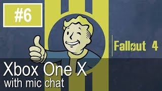 Fallout 4 On Xbox One X Enhanced Gameplay (Let