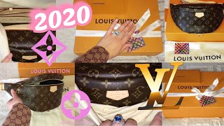 UNBOXING LOUIS VUITTON BUMBAG 🛍   MY FIRST UNBOXING OF 2020   LV BUMBAG    Marta In_Vogue_UK