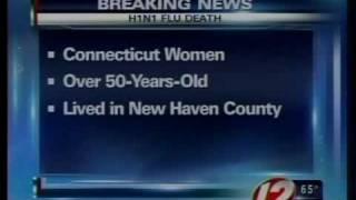 Eyewitness New (WPRI 12) Providence: Breaking News - H1N1 Death
