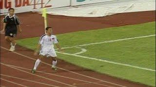 Giao hữu: Tuyển Việt Nam - Barcelona B   Sân Mỹ Đình, năm 2005   BLV Quang Huy