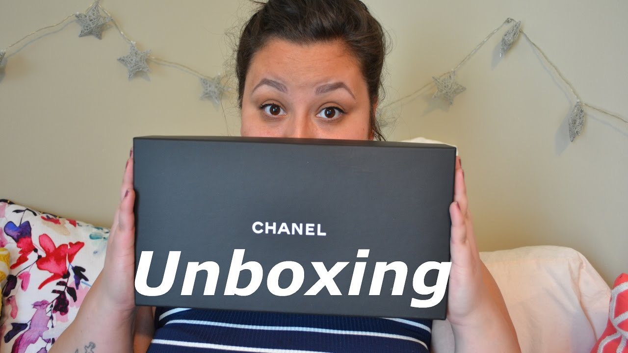 e3bf1f9d3f96 Fashionphile Unboxing | Chanel - YouTube