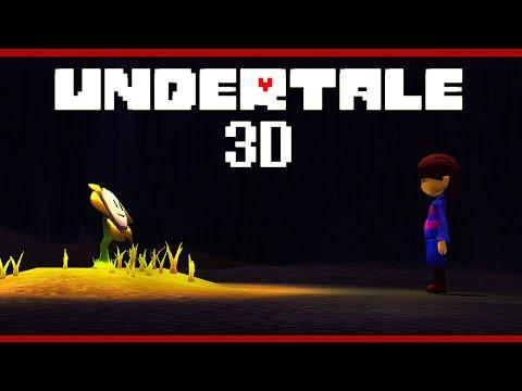 Undertale 3D | WE MEET AGAIN... | Demo Gameplay