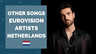 Other songs by Eurovision Artists   THE NETHERLANDS   My Top 8