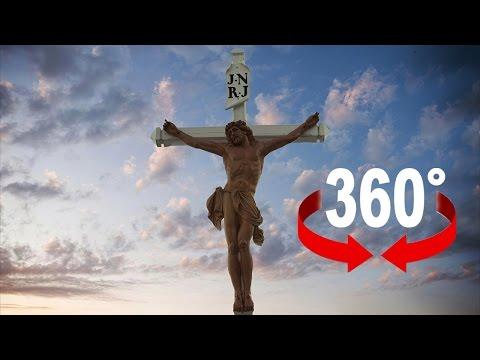 Diesen Weg Ging Jesus Bei Seiner Kreuzigung (360-Grad-Video)