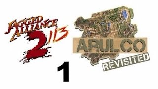 Jagged Alliance 2 v. 1.13 + Arulco Revisited 1.4 + улучшенный AI. Режим железная воля(iron man) № 1