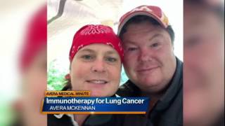 Immunotherapy for lung cancer - Medical Minute