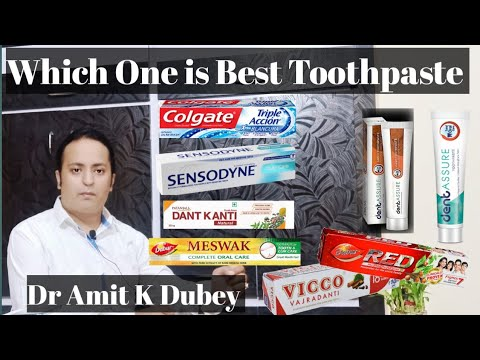 Download 10 Toothpaste in India ranked from worst to best