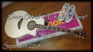 """101. Snow Patrol - """"Chasing cars"""" (Cover Guitar A"""