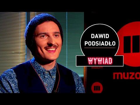 Dawid Podsiadło wywiad w Muzo.TV (2016) - część 1