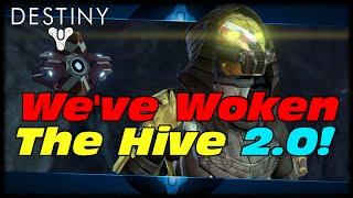 We've Woken The Hive 2.0! Destiny Nolan North Vs Peter Dinklage Side By Side Comparison!