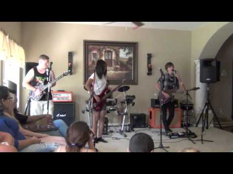 Jesus H Macy band cover