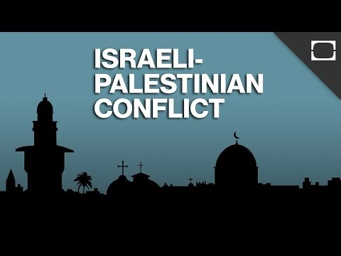 Why Are Israel and Palestine Fighting?