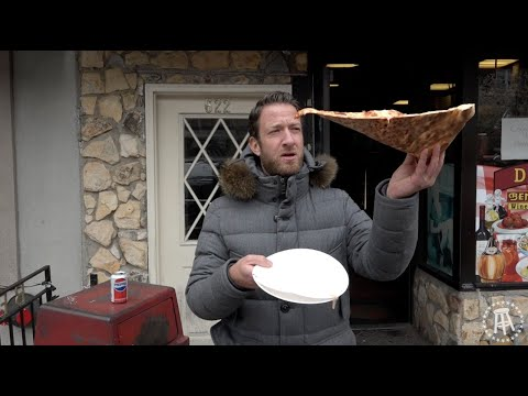Barstool Pizza Review - Benny Tudino's (Hoboken,NJ)