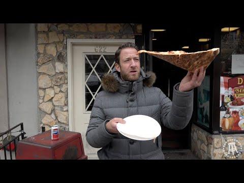 Barstool Pizza Review - Benny Tudino's (Hoboken,NJ)