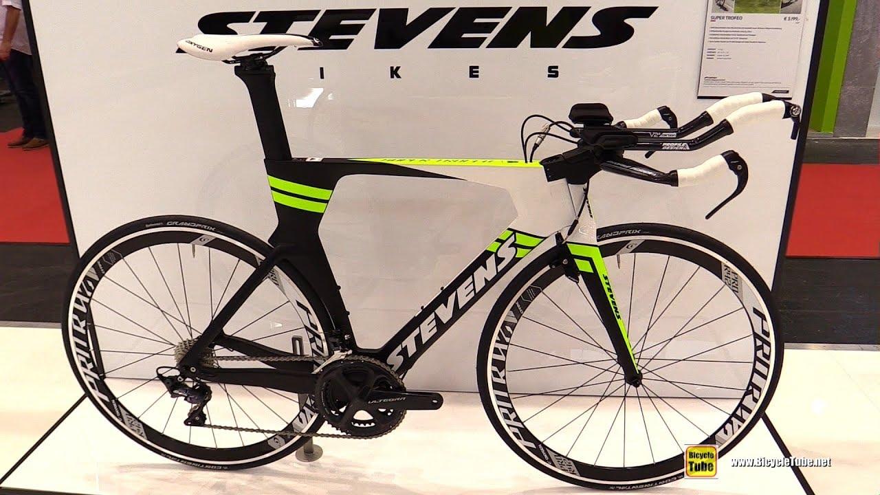 2018 stevens super trofeo triathlon bike walkaround. Black Bedroom Furniture Sets. Home Design Ideas