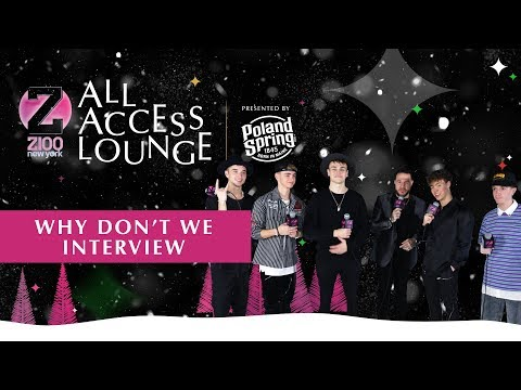 Why Don't We Reveal Their Winter Plans
