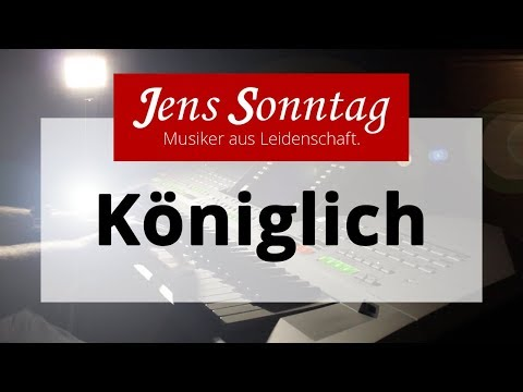 Königlich | Marie Wegener | DSDS-Siegersong 2018 | Instrumental-Cover