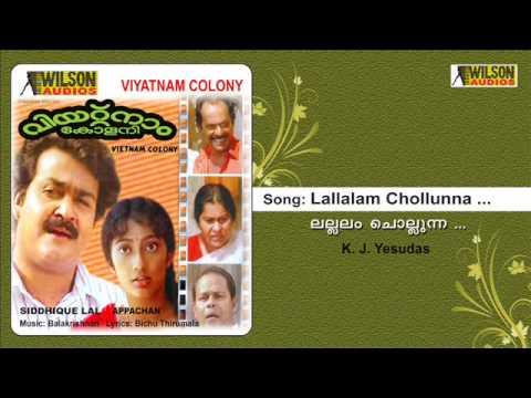 Lallalam Chollunna - Viyatnam Colony